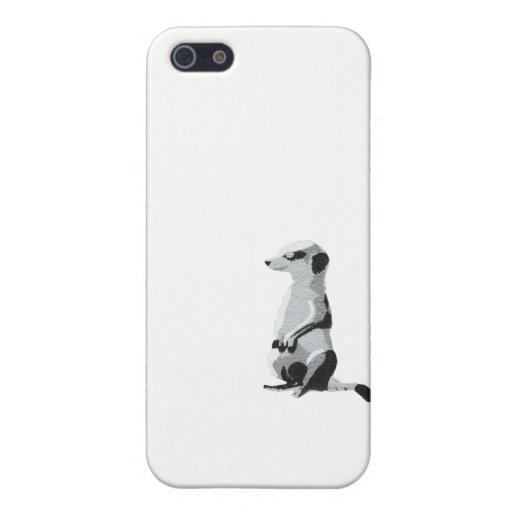 Meerkat iPhone 5 Covers