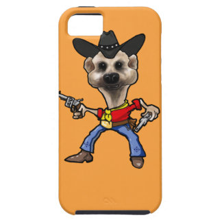 Meerkat iPhone case design