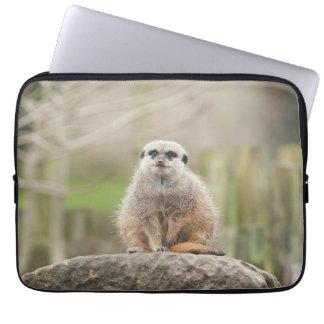 Meerkat Laptop Computer Sleeve
