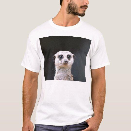 Meerkat Lookout - T shirt