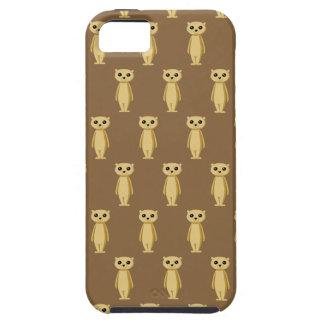 Meerkat Pattern. iPhone 5 Case