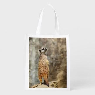 Meerkat Grocery Bags