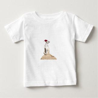 Meerkat Santa Baby T-Shirt