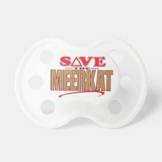 Meerkat Save Dummy