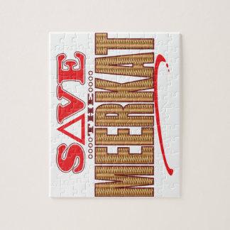 Meerkat Save Jigsaw Puzzle