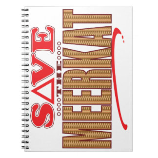 Meerkat Save Notebook