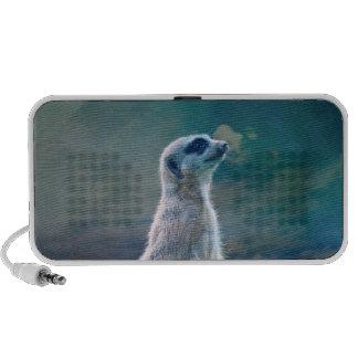 Meerkat iPod Speaker