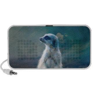 Meerkat Notebook Speakers