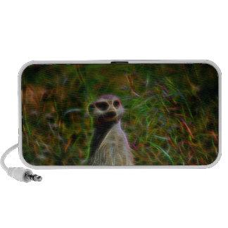 Meerkat iPhone Speakers