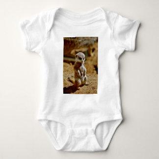 Meerkat Style Baby Bodysuit