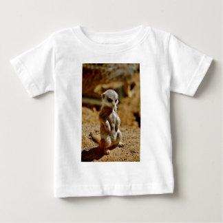 Meerkat Style Baby T-Shirt