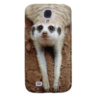 Meerkat (Suricata Suricatta) Cooling Down Galaxy S4 Case