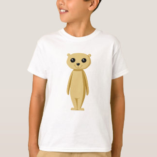 Meerkat. T-Shirt