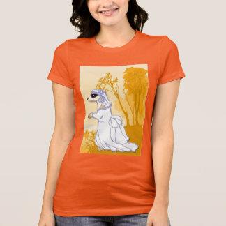 Meerkat T shirt, Bride T-Shirt