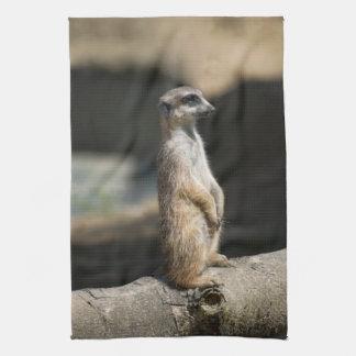 Meerkat Tea Towel