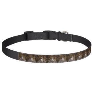 Meerkat Twinkle Stars, Pet Collar