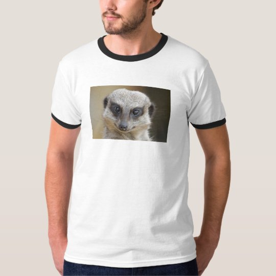 Meerkat Up Close T-Shirt