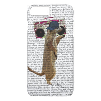 Meerkat with Boom Box Ghetto Blaster 2 iPhone 8 Plus/7 Plus Case