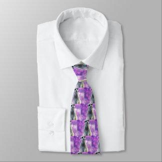 Meerkat With Sparkle, Tie