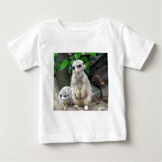 Meerkats Baby T-Shirt