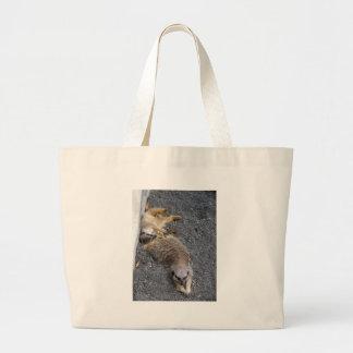 Meerkats Canvas Bags