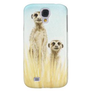 Meerkats Galaxy S4 Case