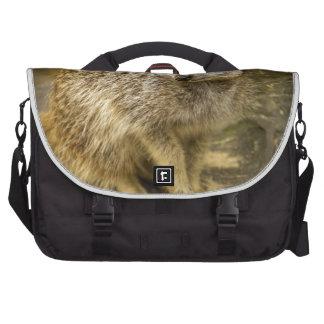 Meerkats Laptop Messenger Bag