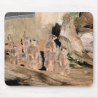 Meerkats Mouse Mat