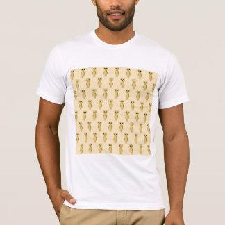Meerkats Pattern. T-Shirt