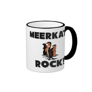 Meerkats Rock Mug