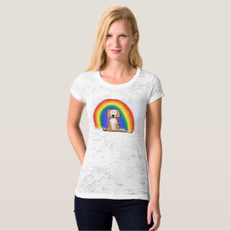 Meet at the Rainbow Bridge Softest T-shirt