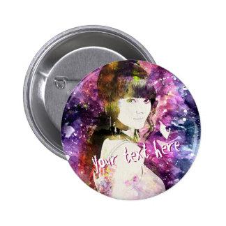 Meet-Cute | Button Pin