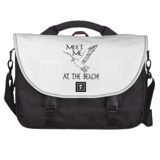 Meet Me At The Beach! Bags For Laptop