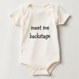meet me backstage baby bodysuit