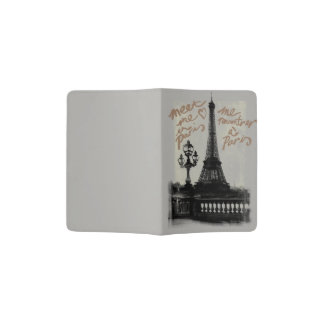Meet Me In Paris, Passport Holder