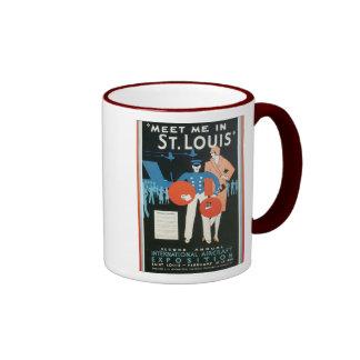 Meet Me in St. Louis Int'l Aircraft Exposition Mug