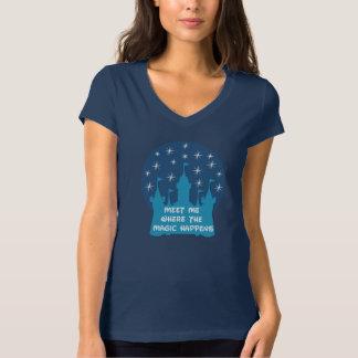 Meet Me Where The Magic Happens T-Shirt