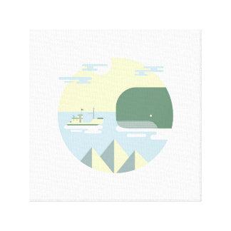 Meet moby canvas prints