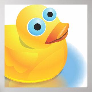 Meet Mr Quack Poster