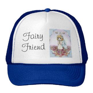 Meet my fairy friend cap