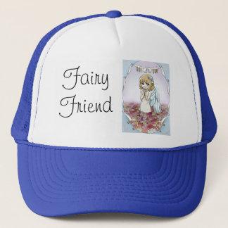Meet my fairy friend trucker hat