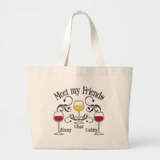Meet my WIne Friends Bag