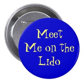 Meet on Lido Button blue