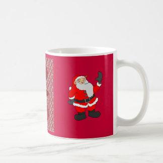 Meet Santa Basic White Mug