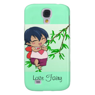 Meet the Love Fairy Galaxy S4 Case