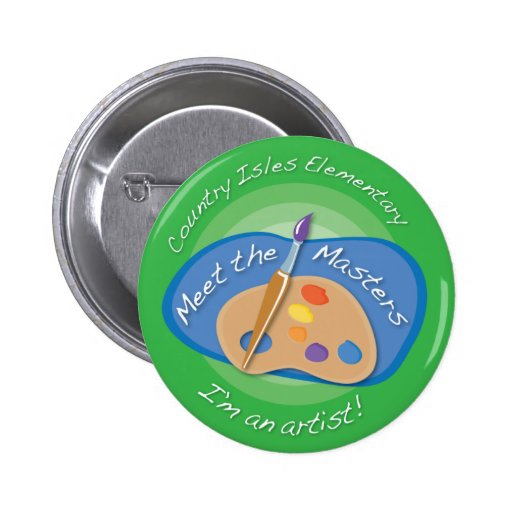 Meet the Masters Button