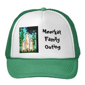 Meet the Meerkats Cap