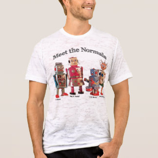 Meet the Normals T-Shirt (special edition)