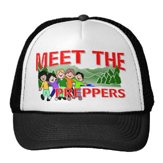 Meet The Preppers Hats