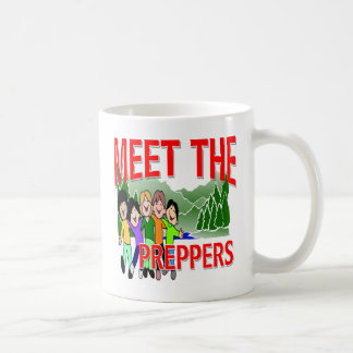 Meet The Preppers Coffee Mugs